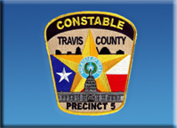 Constable 5 Patch