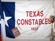 Texas Constable Flag